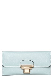 New Look Connie Wallet Duck Egg Blue Grey