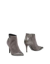 Lerre Ankle Boots Grey
