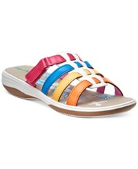 Easy Street Shoes Easy Street Labelle Flat Sandals Women's Shoes