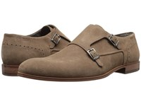 Hugo Boss C Modemok By Hugo Dark Beige Men's Monkstrap Shoes Brown