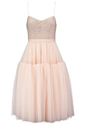 Needle And Thread Cocktail Dress Party Dress Ballet Pink Rose