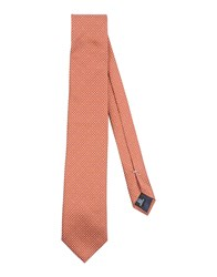 Tombolini Accessories Ties Men Rust