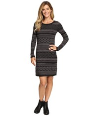 Aventura Clothing Clara Dress Black Smoked Pearl Women's Dress