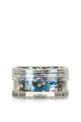 Topshop Glitter Pot In Far Out Multi