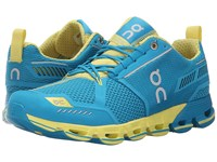 Cloudflyer Mani Lemon Women's Shoes Blue