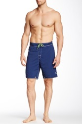 Tommy Bahama Hermosa Haze Reversible Swim Short Blue