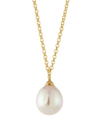 Majorica Pearl Drop Necklace