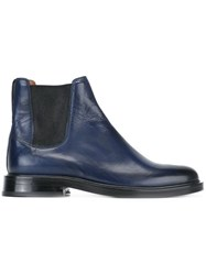 Paul Smith Chelsea Boots Blue