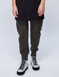 Helmut Lang Curved Leg Cargo Track Pants