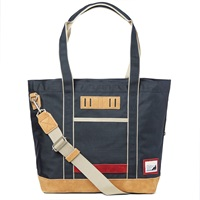 Master Piece Over V6 Two Way Tote Navy