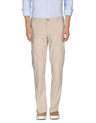 Napapijri Trousers Casual Trousers Men Sand