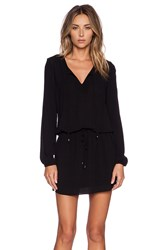 Ikks Paris Longsleeve Dress Black