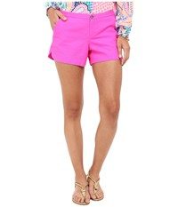 Lilly Pulitzer Adie Shorts Magenta Women's Shorts Pink