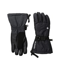 Columbia Whirlibird Iii Glove Black Crossdye Extreme Cold Weather Gloves