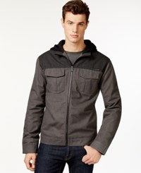 Fox Straightaway Jacket Heather Graphite