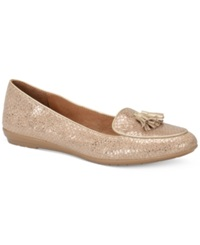 Sofft Bryce Flats Women's Shoes Soft Gold