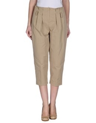 Elisabetta Franchi For Celyn B. 3 4 Length Shorts Beige
