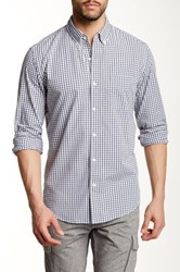J.Crew Factory Regular Fit Washed Tattersall Shirt Multi