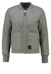 Cheap Monday Trouble Bomber Jacket Elephant Grey