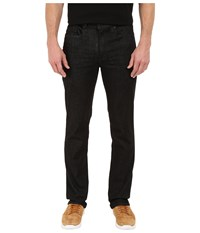 Kenneth Cole Sportswear Straight Skinny In Black Black Men's Jeans