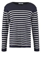 Scotch And Soda Breton Jumper Blue