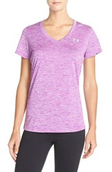 Women's Under Armour 'Twisted Tech' Tee Mega Magenta