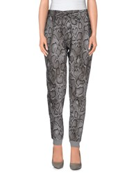 The Editor Trousers Casual Trousers Women Grey