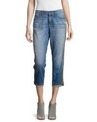 Cj By Cookie Johnson Powerful Relaxed Cropped Boyfriend Jeans Hunt