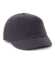 Topman Limited Edition Navy Baseball Cap Blue