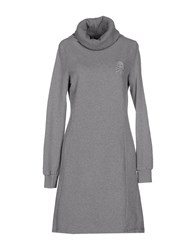 Hydrogen Dresses Short Dresses Women Grey