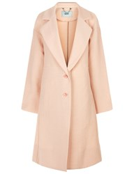 Rachel Comey Blush Pink Pinior Foam Coat