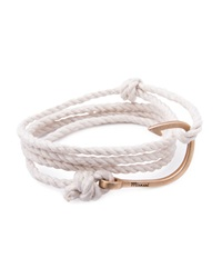 Miansai Hook Rope Bracelet Natural