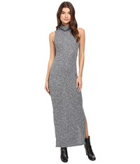 Only Axel Long Dress Light Gray Melange Women's Dress