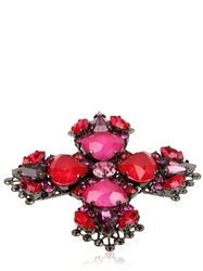 Erickson Beamon Pink Crystal Ring