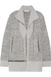 Iro Wool Cardigan Gray