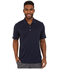 Adidas Performance Polo Navy Men's Clothing
