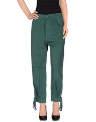 Boy By Band Of Outsiders Trousers Casual Trousers Women Emerald Green