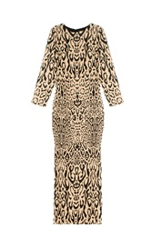 Temperley London Honare Leopard Dress
