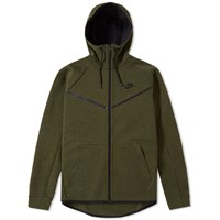 Nike Tech Fleece Windrunner Green