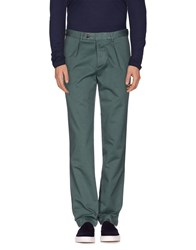 Alain Trousers Casual Trousers Men Deep Jade