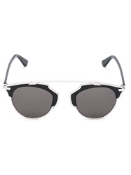 Christian Dior Dior 'So Real' Sunglasses Black