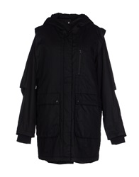 Dr. Denim Jeansmakers Coats Black
