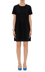 Lisa Perry Ponte Knit Dress Black