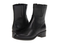 La Canadienne Perla Black Leather Women's Cold Weather Boots