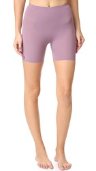 Spanx Thinstincts Targeted Girl Shorts Mulberry Shadow