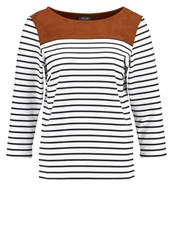 Vila Vitinny Long Sleeved Top Snow White