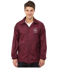 Matix Clothing Company League Jacket Ox Blood Men's Coat Mahogany