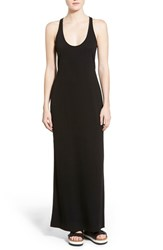 Women's James Perse Double Slit Maxi Dress