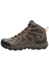Columbia Peakfreak Xcrsn Ii Outdry Walking Boots Bright Copper Brown