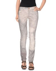 Isabel Marant Denim Denim Trousers Women Grey